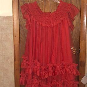 a79932c5c569 ASOS Dresses | Bardot Tulle Ruched Mini Dress | Poshmark